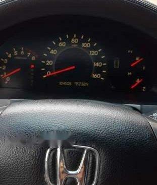 Cần bán gấp Honda Odyssey đời 2005, màu vàng, nhập khẩu, xe đẹp