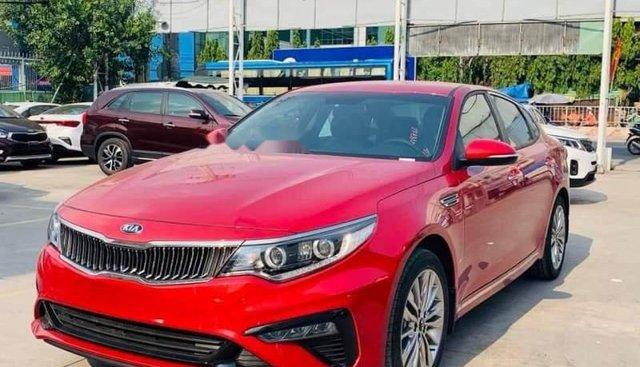 Bán ô tô Kia Optima sản xuất 2019, màu đỏ