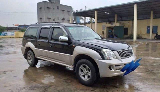 Cần bán Mekong Pronto năm 2007, màu đen, máy dầu 7 chỗ