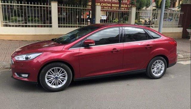 Bán Ford Focus đời 2016, màu đỏ, giá tốt