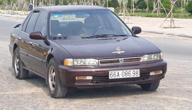 Bán Honda Accord 1993, nhập khẩu, xe gia đình sử dụng kĩ còn đẹp