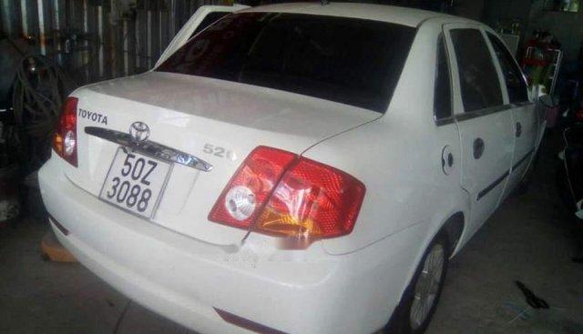 Bán Lifan 520 năm 2007, màu trắng, nhập khẩu nguyên chiếc
