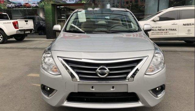 Bán Nissan Sunny đời 2019, màu bạc, nhập khẩu giá cạnh tranh