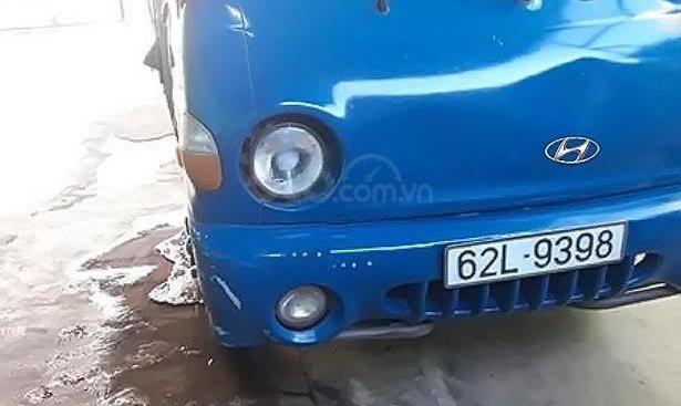 Bán xe Hyundai Porter năm sản xuất 2009, màu xanh lam, nhập khẩu giá cạnh tranh