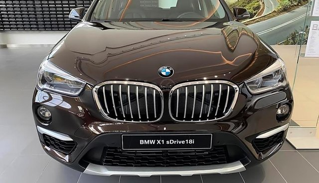 Bán ô tô BMW X1 năm sản xuất 2019, màu nâu, nhập khẩu nguyên chiếc
