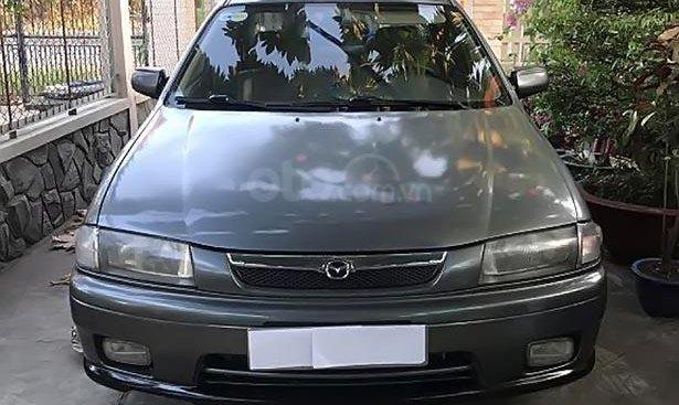Bán Mazda 323 1999, màu xám, nhập khẩu nguyên chiếc, 120tr