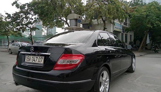 Cần bán xe Mercedes C300 2011, màu đen