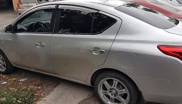 Bán xe Nissan Sunny XL năm 2014, màu bạc