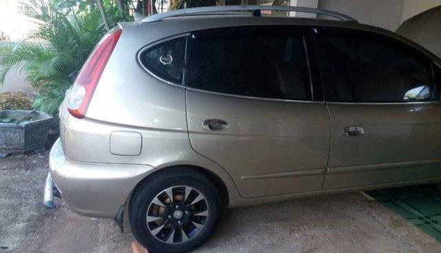 Cần bán lại xe Chevrolet Vivant năm 2009, màu bạc, xe nhập