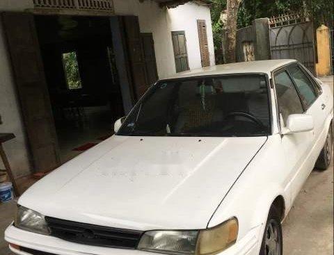 Cần bán lại xe Toyota Corona sản xuất năm 1992, màu trắng, giá tốt