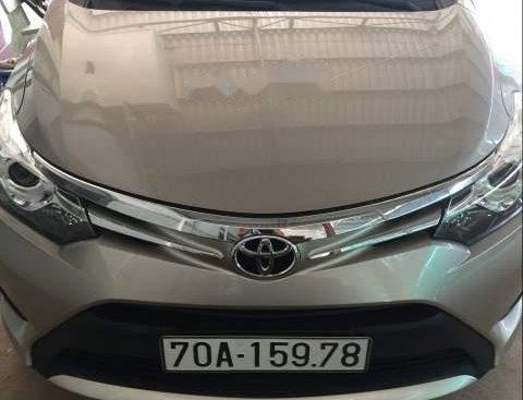Bán xe Toyota Vios G năm sản xuất 2018, xe gia đình