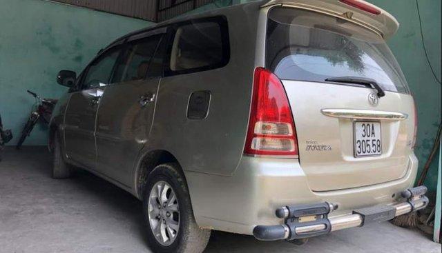 Bán Toyota Innova năm sản xuất 2008, xe gia đình