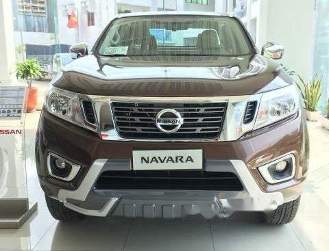 Bán xe Nissan Navara EL Premium 2019, màu nâu, nhập khẩu