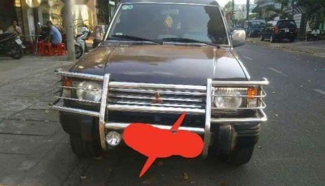Bán xe Mitsubishi Pajero 1996, nhập khẩu