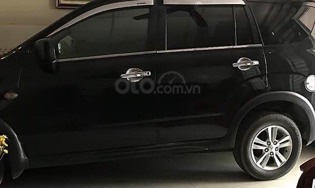 Bán Mitsubishi Zinger GLS 2.4 MT đời 2008, màu đen, giá chỉ 290 triệu