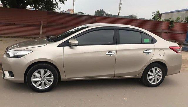 Bán xe Toyota Vios đời 2017, nhập khẩu chính chủ