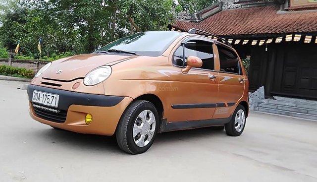 Cần bán xe Daewoo Matiz 2005, màu nâu