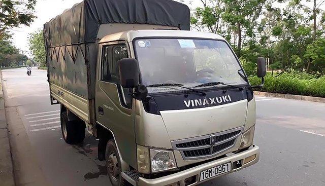 Bán Vinaxuki 1240T đời 2008, màu vàng giá cạnh tranh