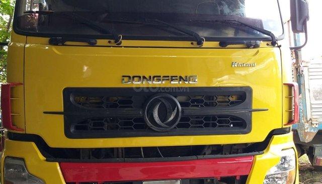 Bán xe Dongfeng 5 chân tải 21,8T, thùng dài 9,55m