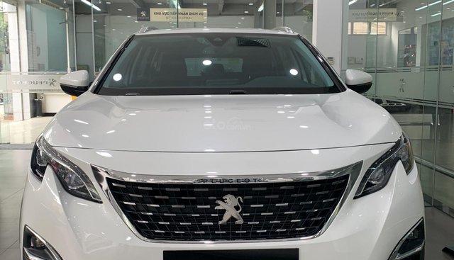 Peugeot Long Biên - Peugeot 5008 2019 siêu HOT - trả trước 350 triệu - xe giao ngay - khuyến mãi khủng, giá sốc