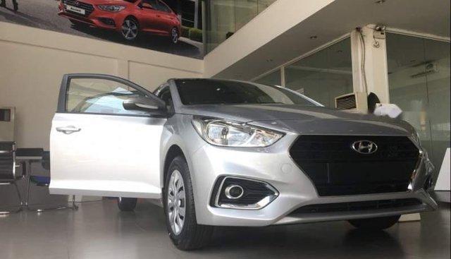 Cần bán Hyundai Accent sản xuất năm 2019, màu bạc, nhập khẩu nguyên chiếc, giá tốt