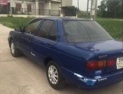 Cần bán lại xe Nissan Sunny sản xuất năm 1993, màu xanh lam, nhập khẩu Nhật Bản