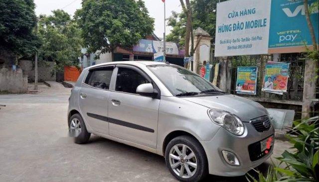 Bán xe Kia Morning 2011, màu bạc