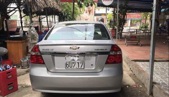 Bán Chevrolet Aveo năm 2017, màu bạc, 302tr