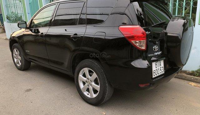 Cần bán xe Toyota RAV4 Limited 2007, màu đen, nhập khẩu nguyên chiếc