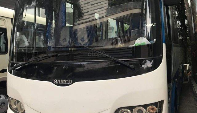Cần bán Isuzu Samco 11/2012 màu xanh còn mới