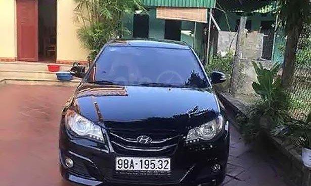 Bán ô tô Hyundai Avante 1.6 MT năm sản xuất 2014, màu đen