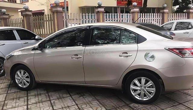 Bán ô tô Toyota Vios sản xuất năm 2014
