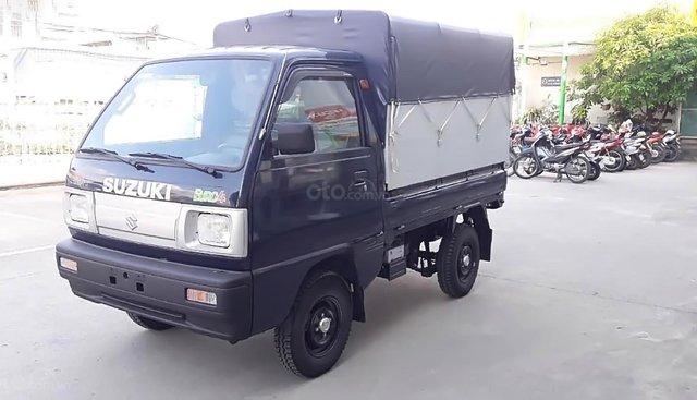 Cần bán xe Suzuki Super Carry Truck đời 2019, màu xanh lam, 263 triệu