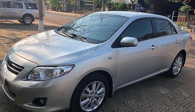 Bán Toyota Corolla Altis năm 2010, màu bạc, xe nhập chính chủ, giá tốt