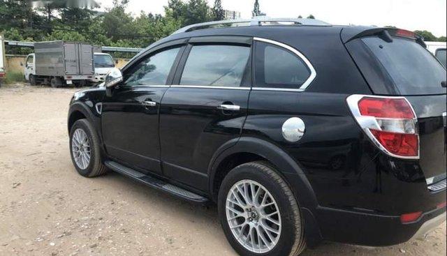 Cần bán gấp Chevrolet Captiva LTZ năm 2007, màu đen, giá chỉ 290 triệu