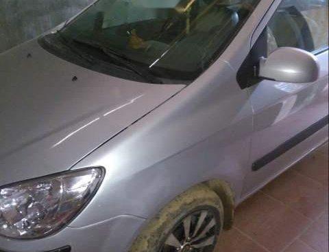 Bán Hyundai Getz năm sản xuất 2010, màu bạc, xe nhập