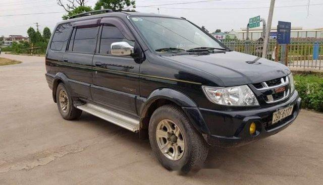 Bán ô tô Isuzu Hi lander đời 2005, màu đen, giá 205tr