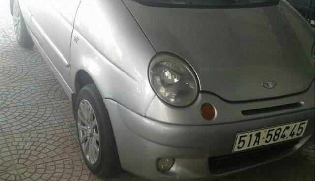 Bán Daewoo Matiz sản xuất 2008, màu bạc