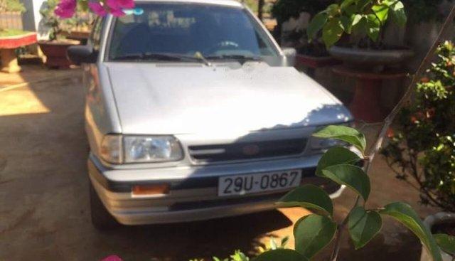Gia đình bán lại xe Kia CD5 đời 2003, màu bạc