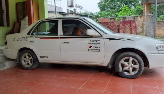 Bán Toyota Corolla sản xuất năm 1998, màu trắng, nhập khẩu
