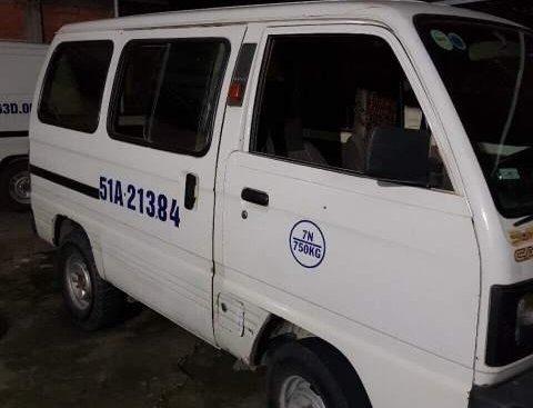 Chính chủ bán Suzuki Super Carry Van năm 2002, màu trắng
