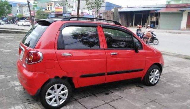 Bán xe Daewoo Matiz SE đời 2007, màu đỏ