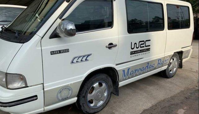 Bán Mercedes 100 đời 2004, màu trắng, nhập khẩu nguyên chiếc