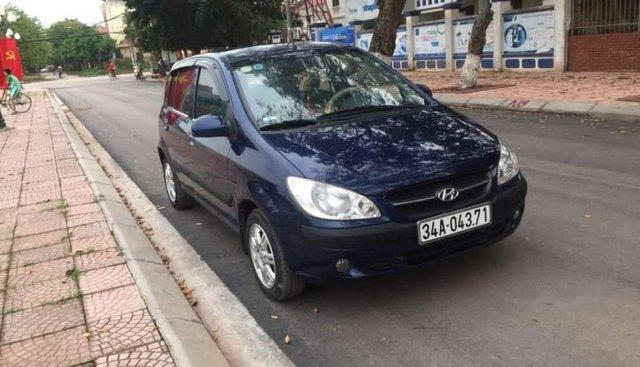 Cần bán gấp Hyundai Getz 2009, xe nhập khẩu