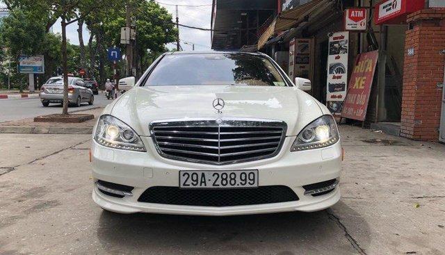 Bán ô tô Mercedes S550 đời 2011, màu trắng, nhập khẩu