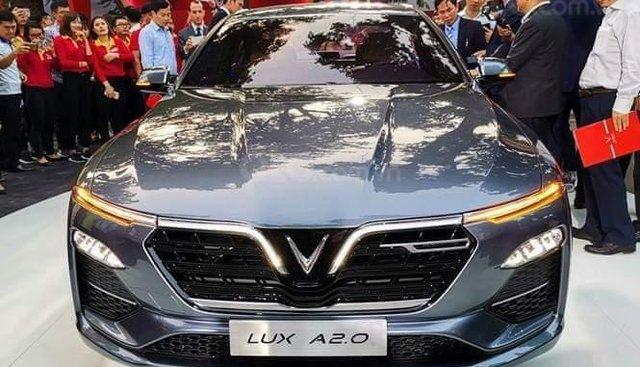 VinFast Lux A 2.0 - siêu ưu đãi - giao xe sớm thị trường - Tiện nghi sang trọng- hỗ trợ trả góp, LH: 0961.848.222