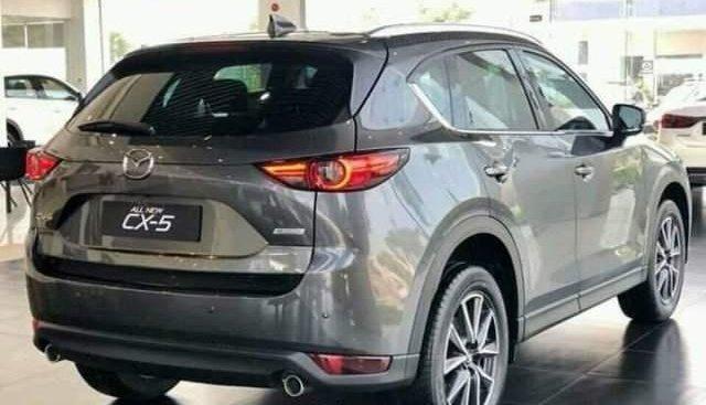Bán xe Mazda CX 5 đời 2019, màu xám