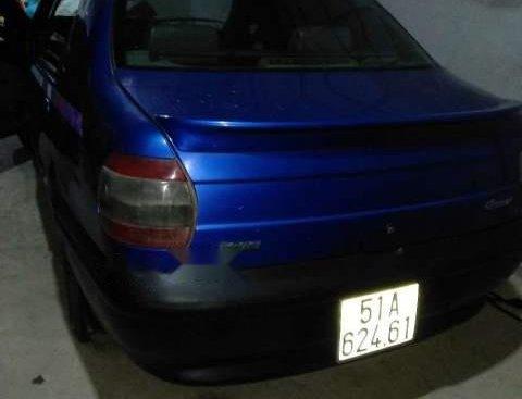 Bán ô tô Fiat Siena đời 2001, màu xanh lam, xe nhập, 70tr