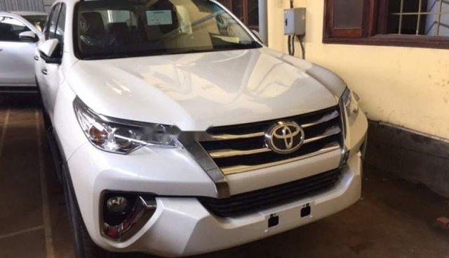 Bán Toyota Fortuner đời 2019, màu trắng, xe nhập