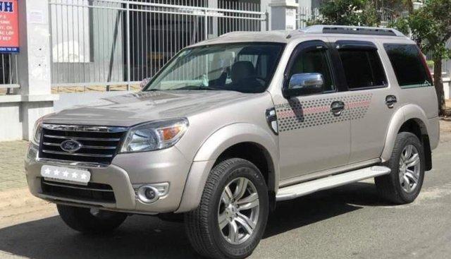 Bán Ford Everest sản xuất năm 2012 như mới